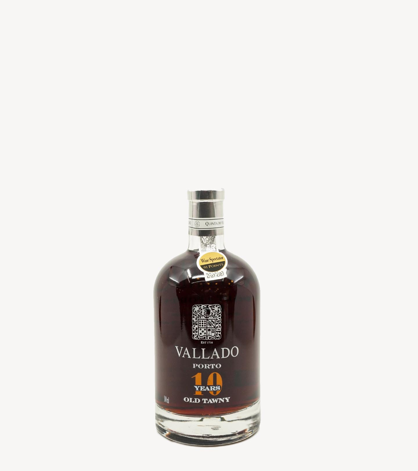 Vinho do Porto Vallado Tawny 10 Anos 50cl