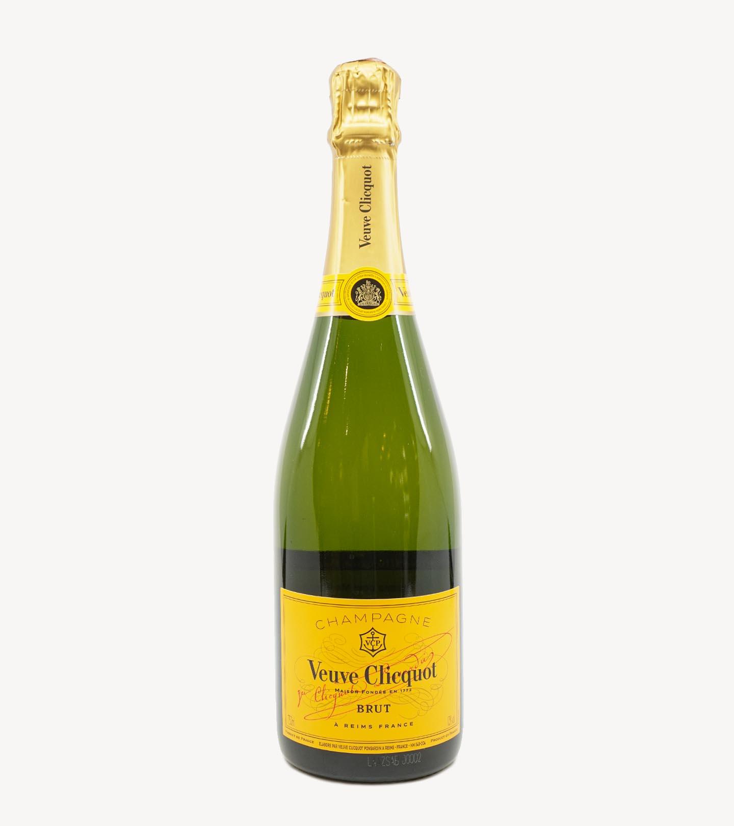 Champanhe Veuve Clicquot Bruto 75cl