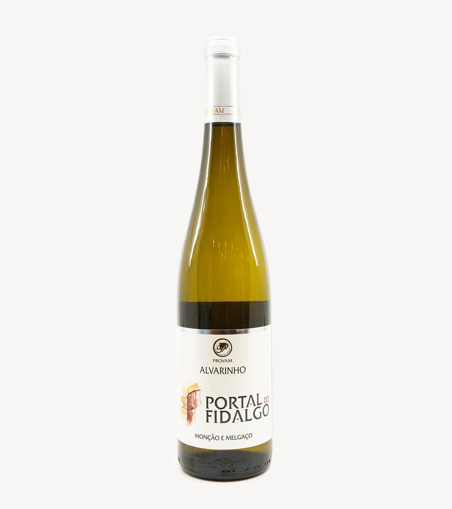 Vinho Verde Alvarinho Portal do Fidalgo 75cl
