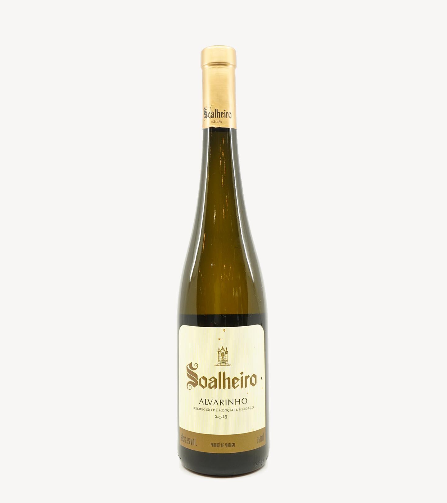Vinho Verde Alvarinho Soalheiro 75cl