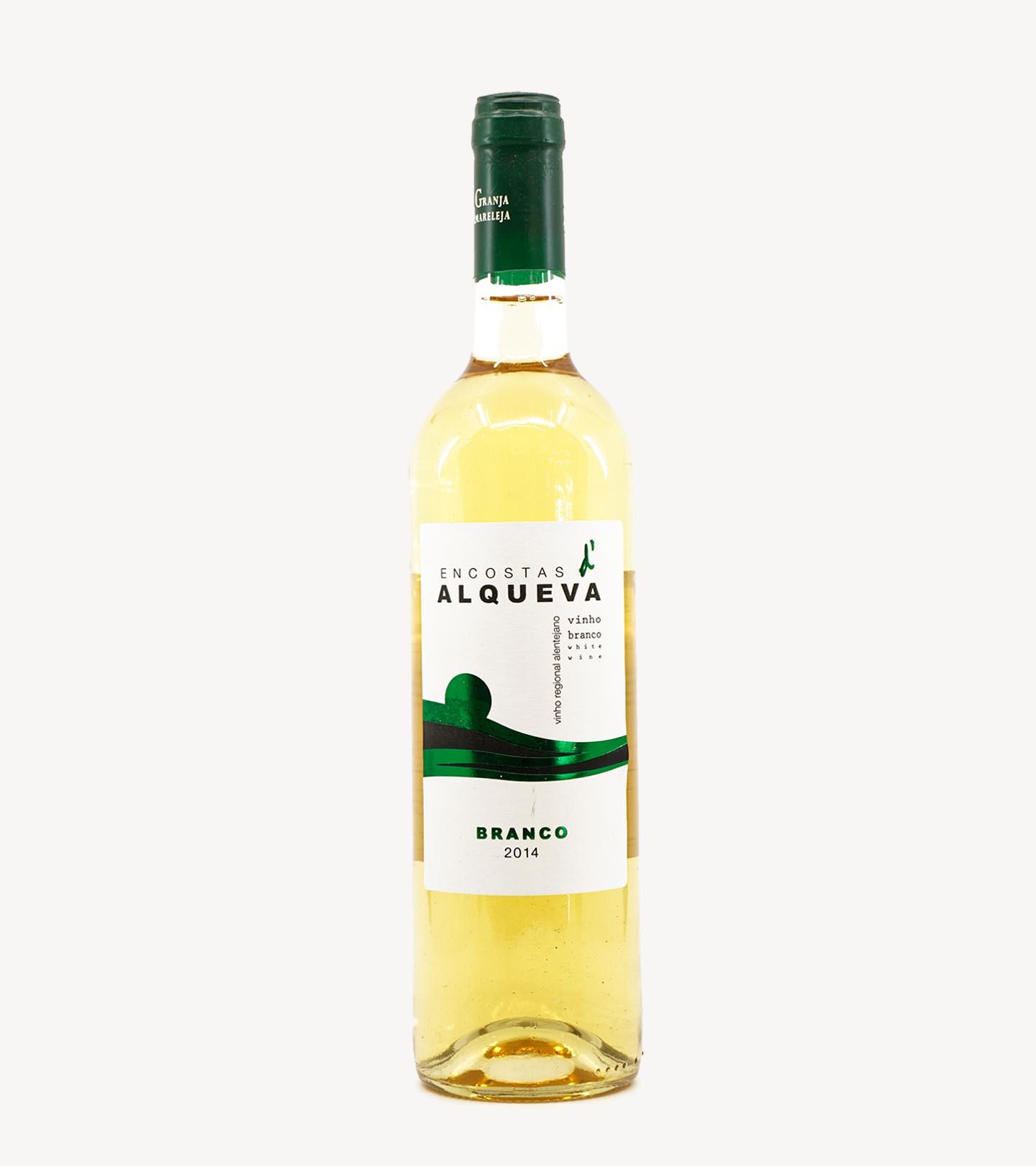Vinho Branco Alentejano Encostas d´Alqueva 75cl