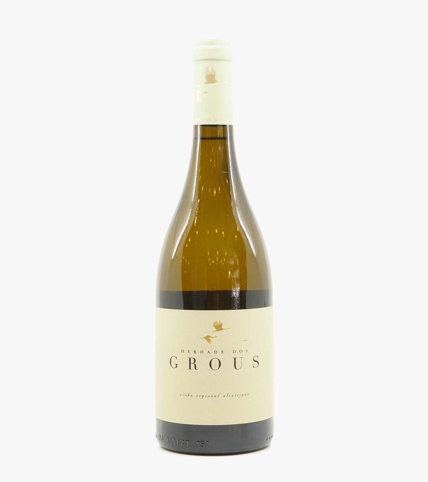 Vinho Branco Alentejano Herdade dos Grous Reserva 75cl