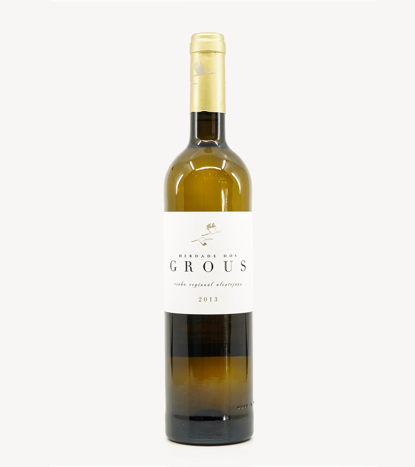 Vinho Branco Alentejano Herdade dos Grous 75cl