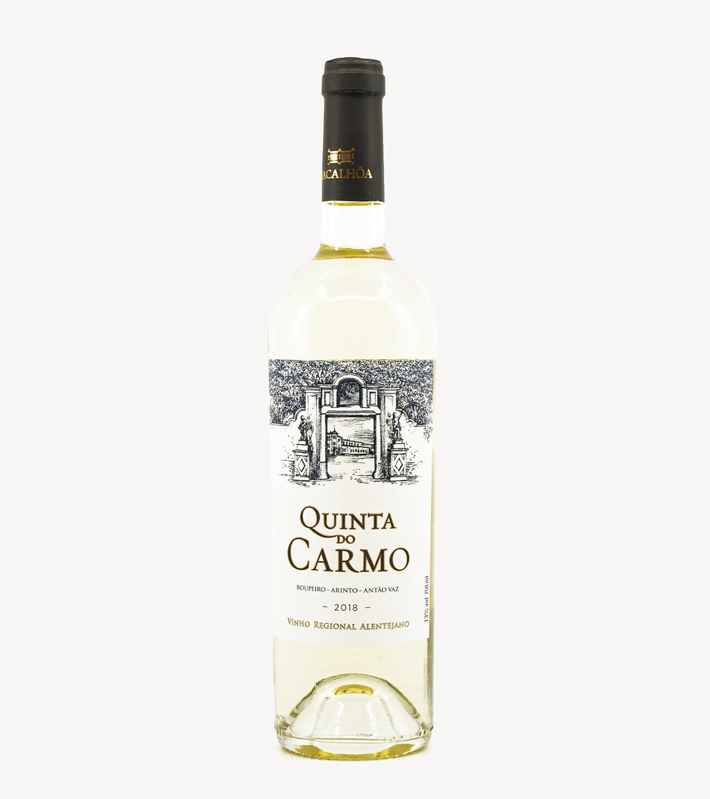 Vinho Branco Alentejano Quinta do Carmo 75cl