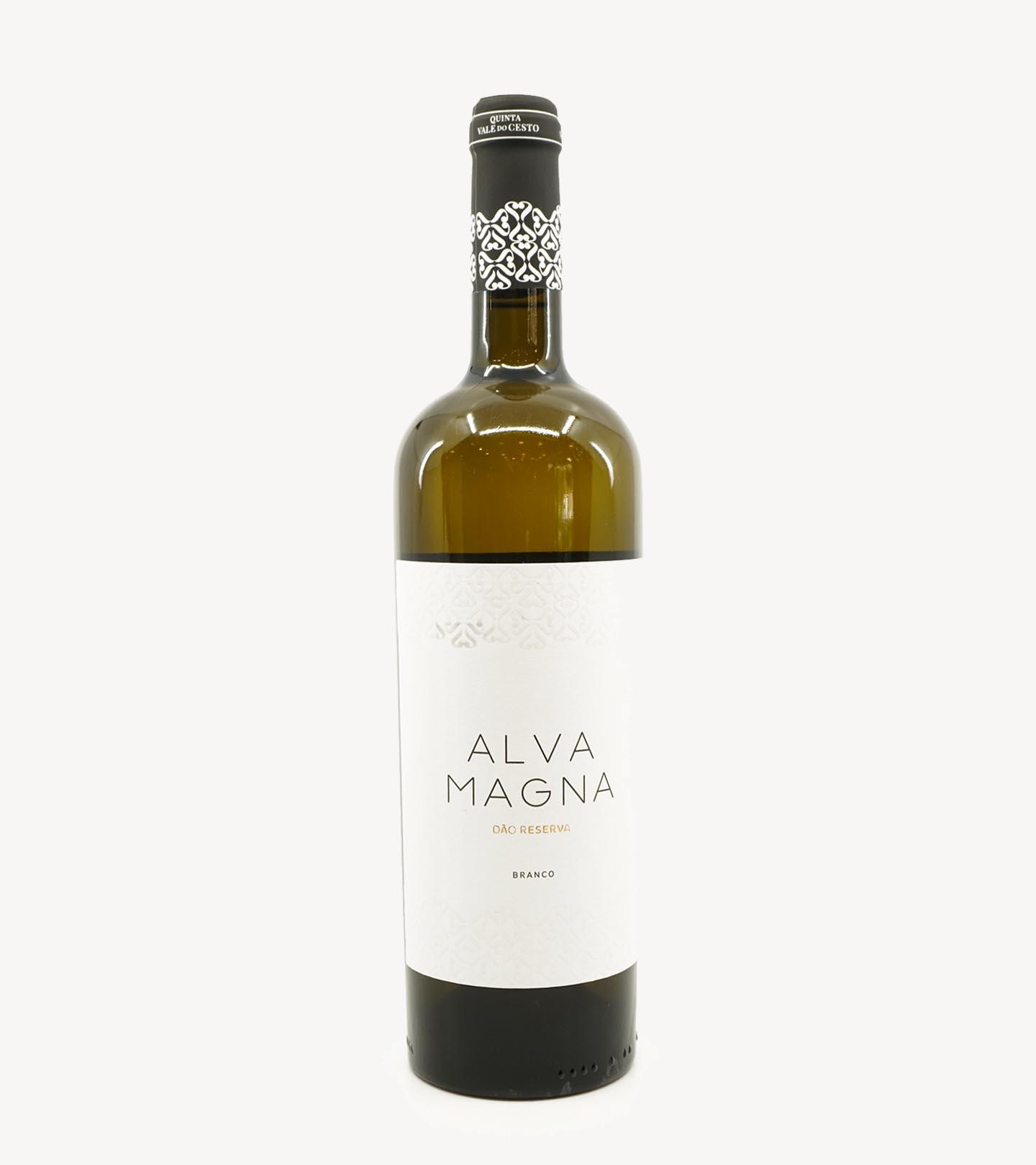 Vinho Branco Dão Alva Magna Reserva 75cl