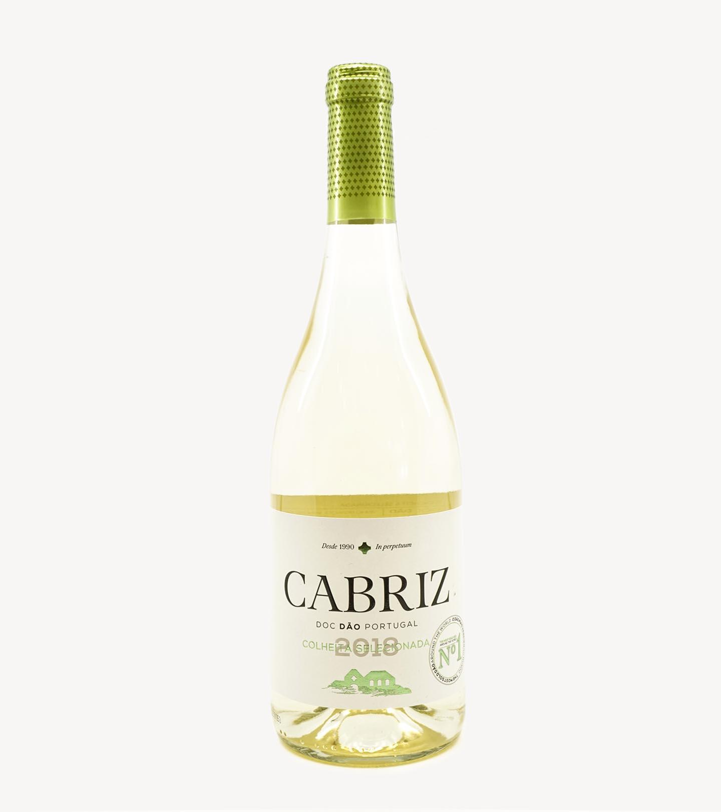 Vinho Branco Dão Cabriz Colheita Selecionada 75cl