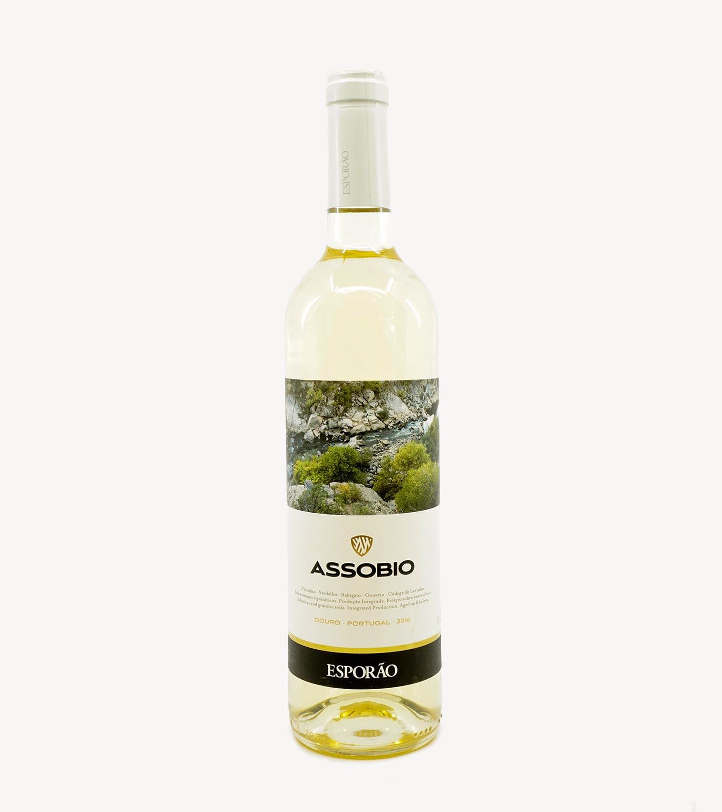 Vinho Branco Douro Assobio 75cl