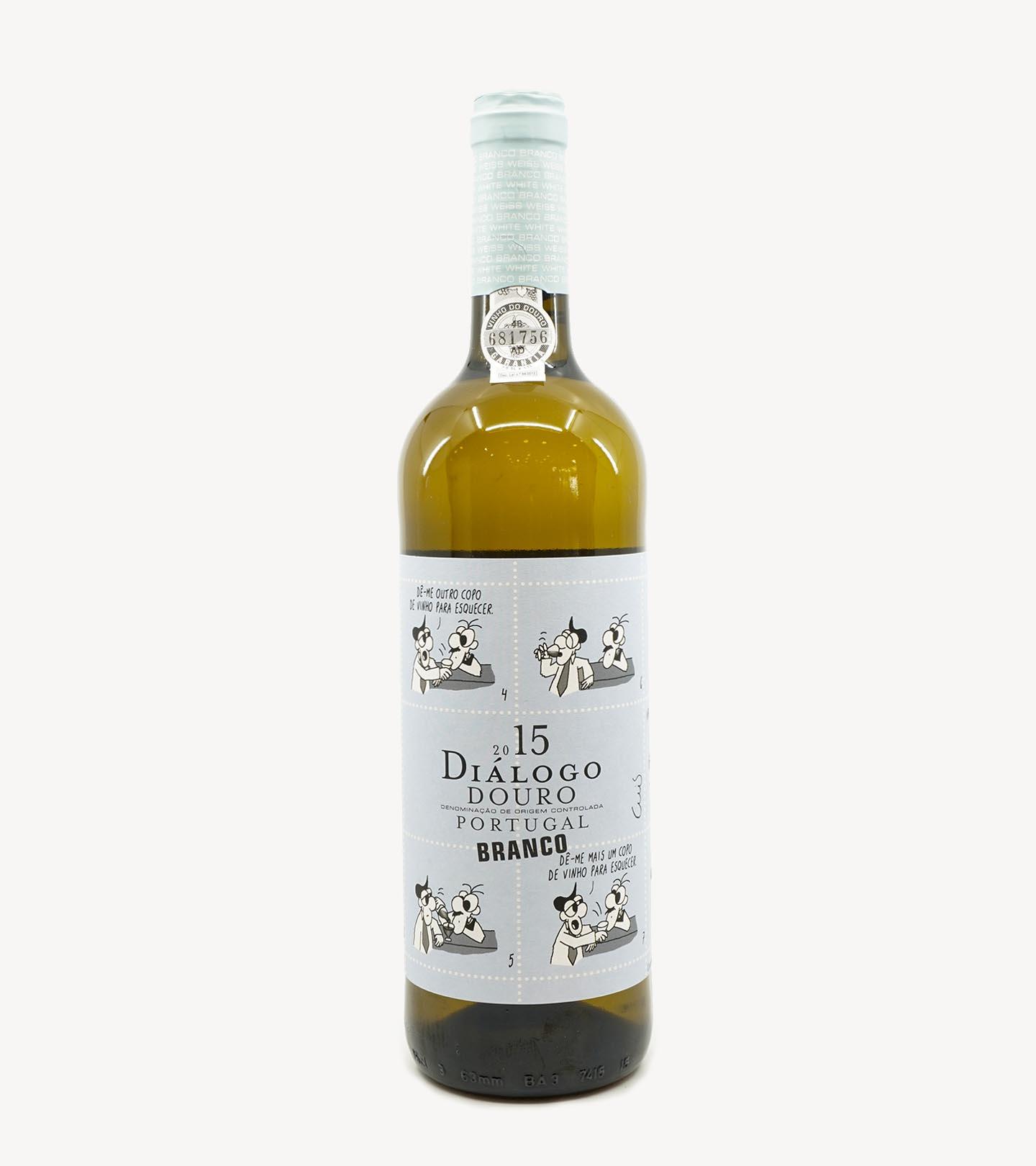 Vinho Branco Douro Diálogo Niepoort 75cl