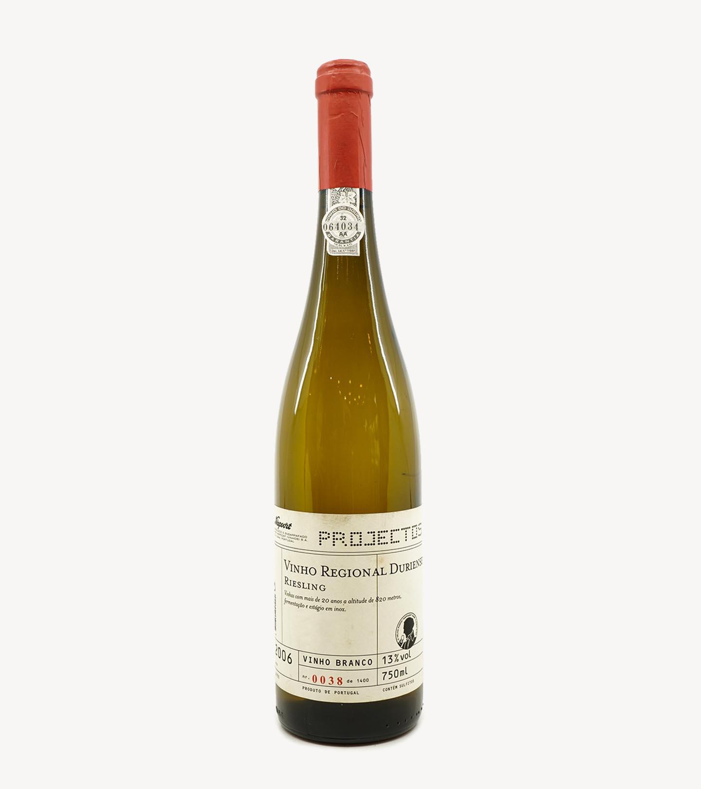 Vinho Branco Douro Riesling Projectos Niepoort 75cl
