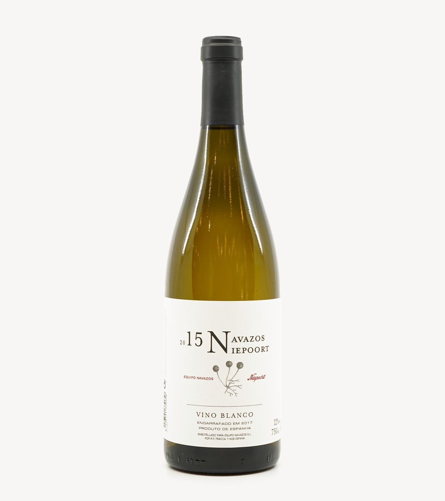 Vinho Branco Espanhol Equipo Navazos Niepoort 75cl