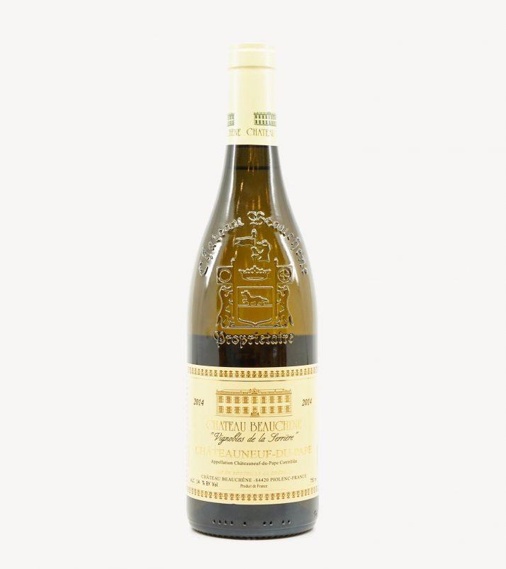 Vinho Branco Francês Chateau Beauchene Vignobles de la Serrière 75cl