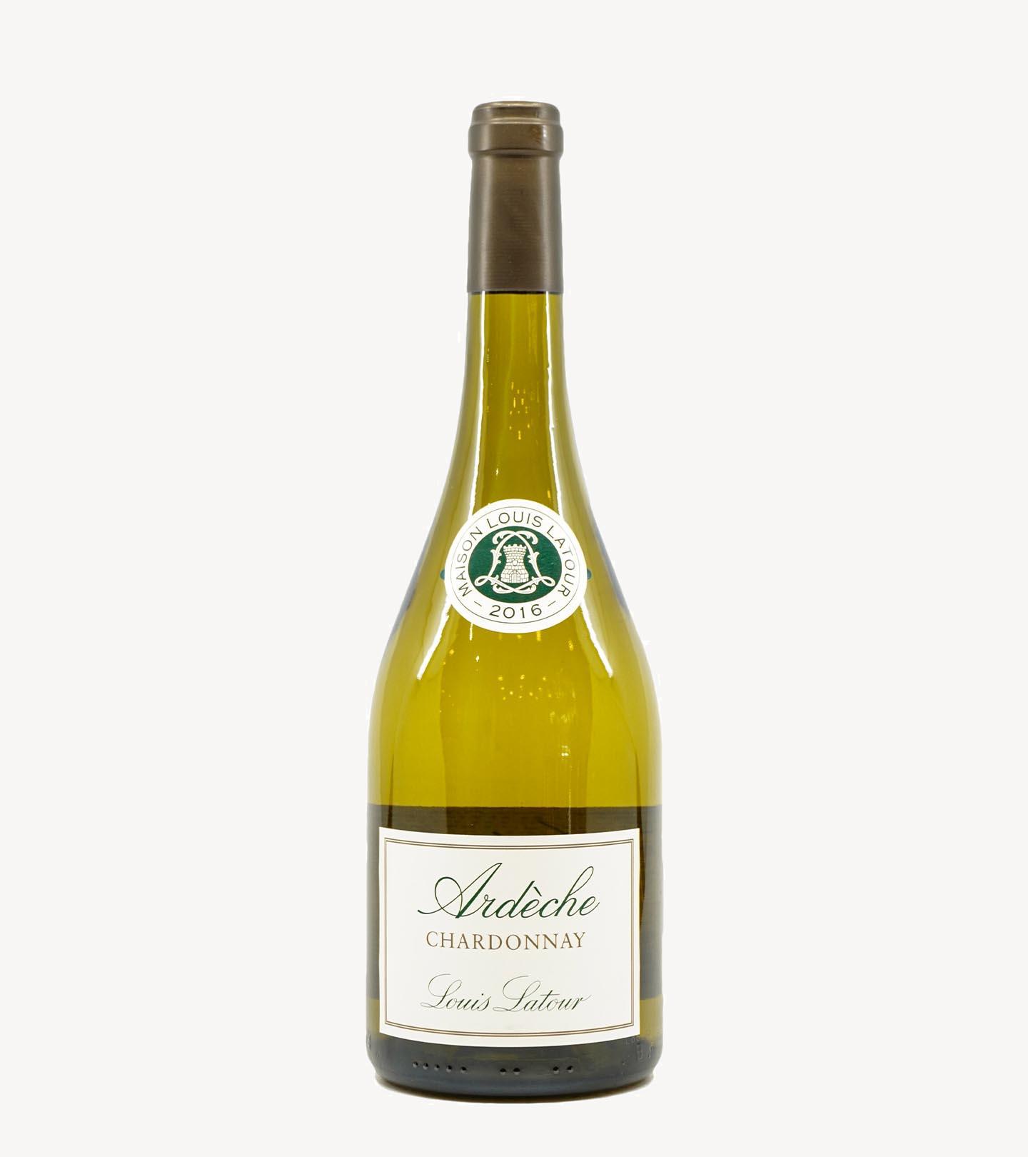 Vinho Branco Francês Louis Latour Chardonnay Ardèche 75cl