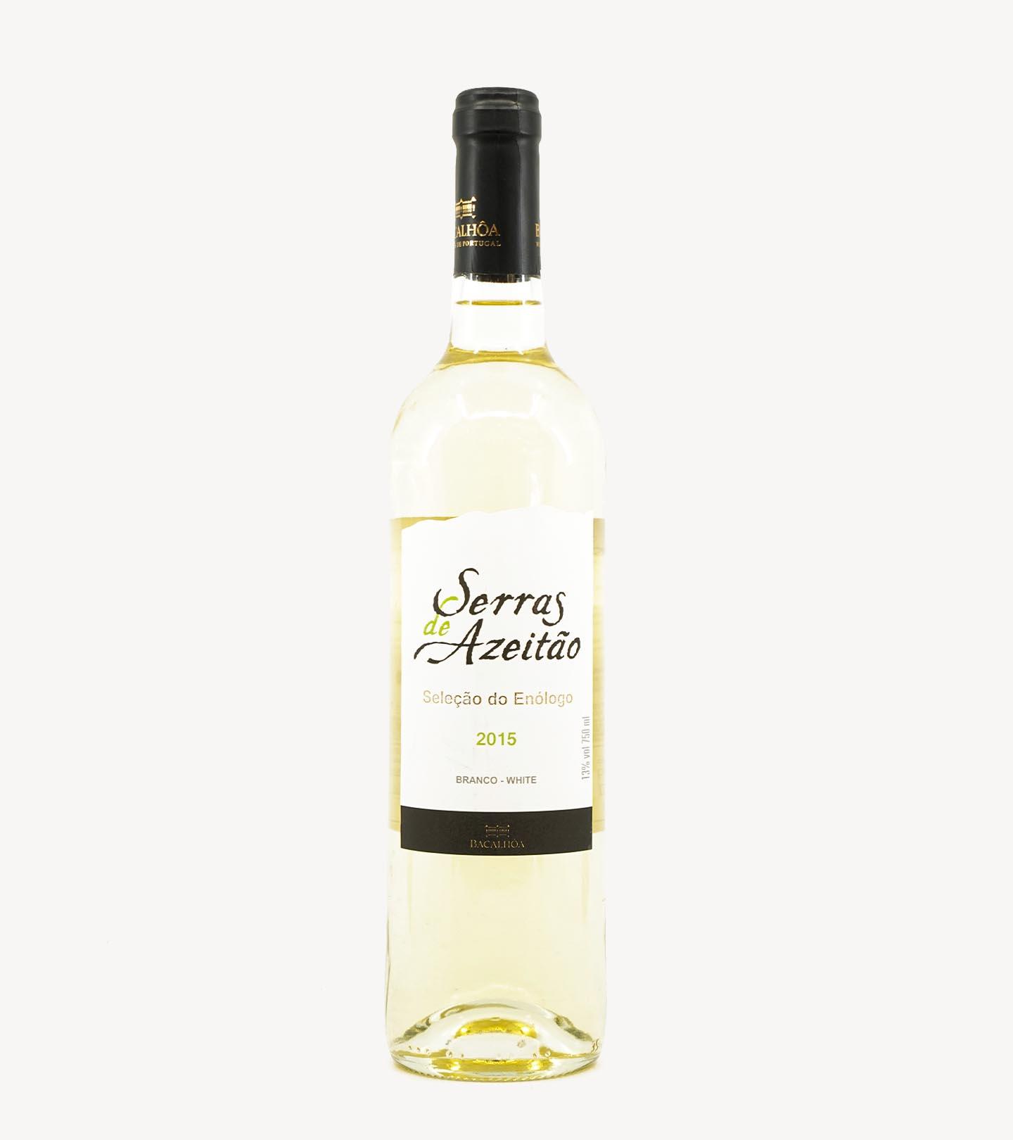 Vinho Branco Península de Setúbal Serras de Azeitão 75cl