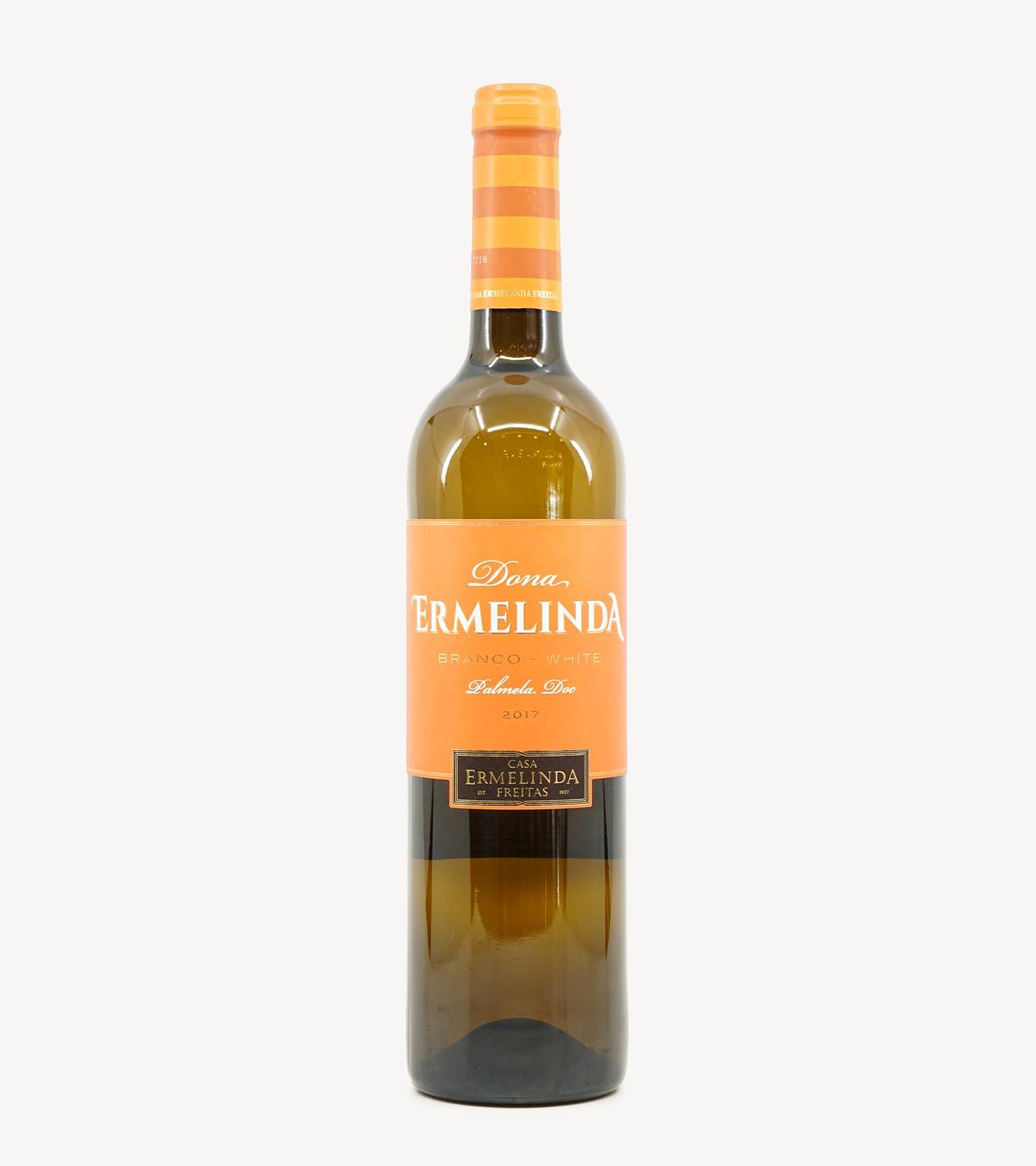 Vinho Branco Península de Setúbal Dona Ermelinda 75cl