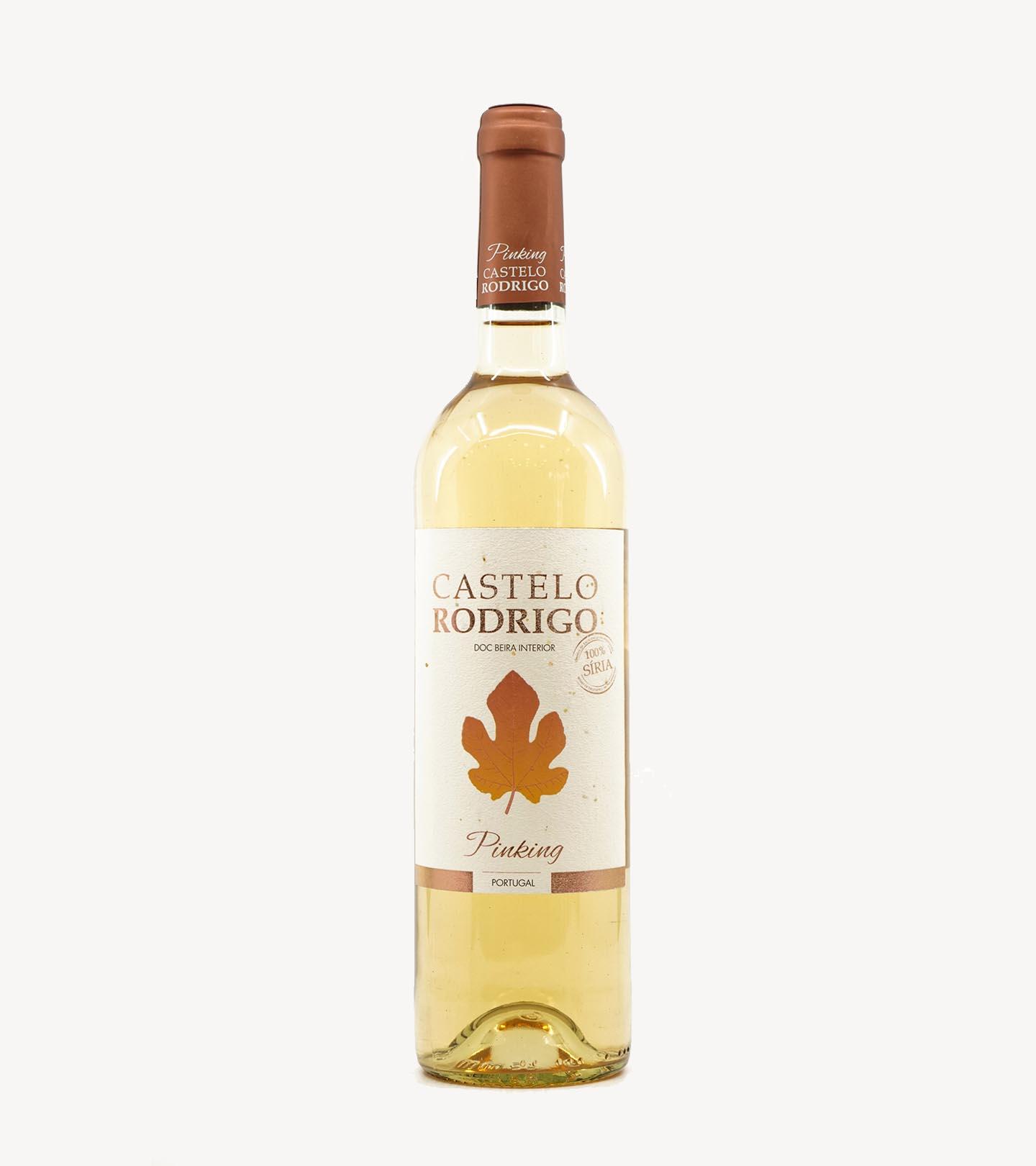 Vinho Branco Pinking Beira Interior Castelo Rodrigo 75cl