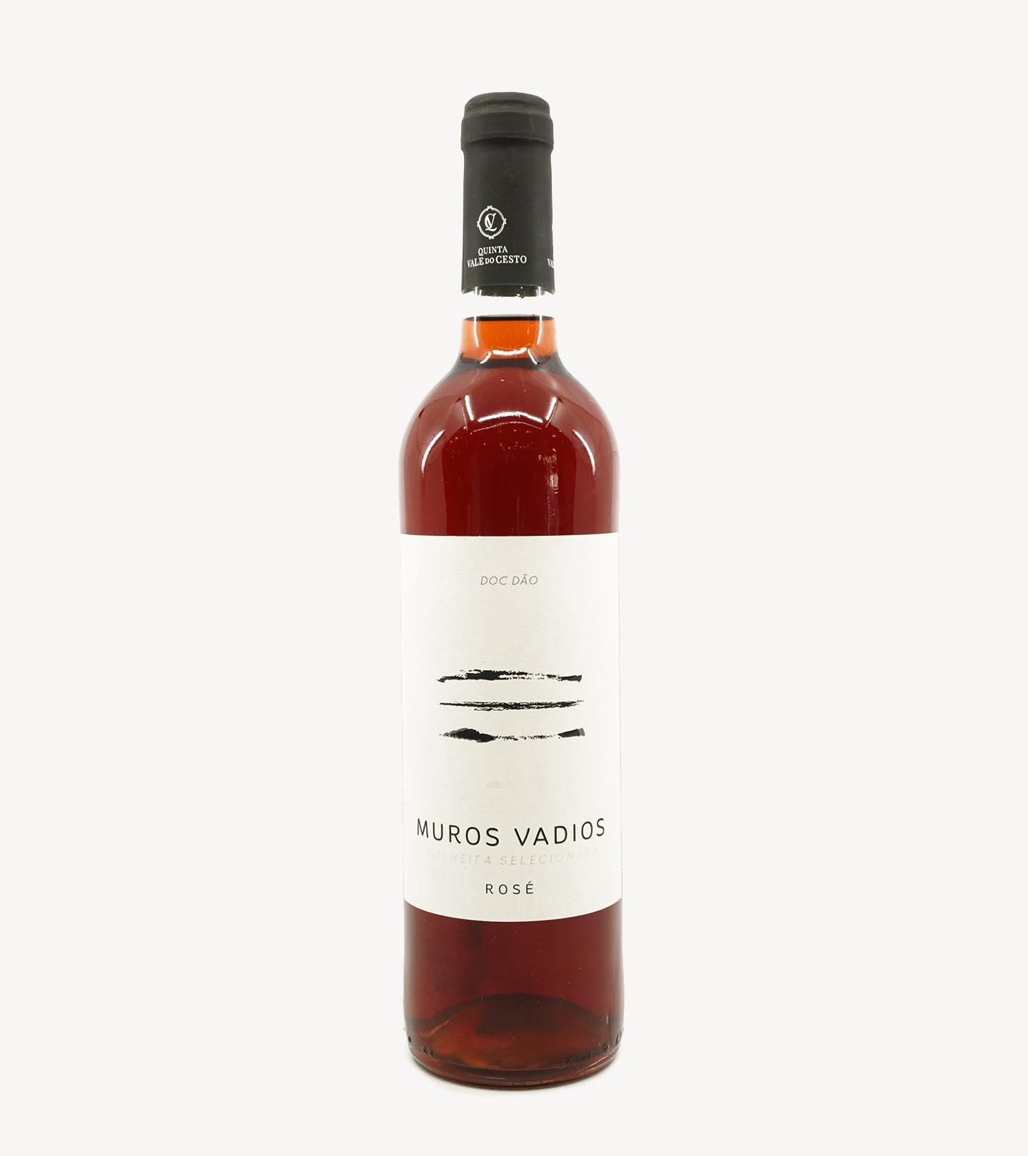 Vinho Rosé Muros Vadios Colheita Selecionada 75cl