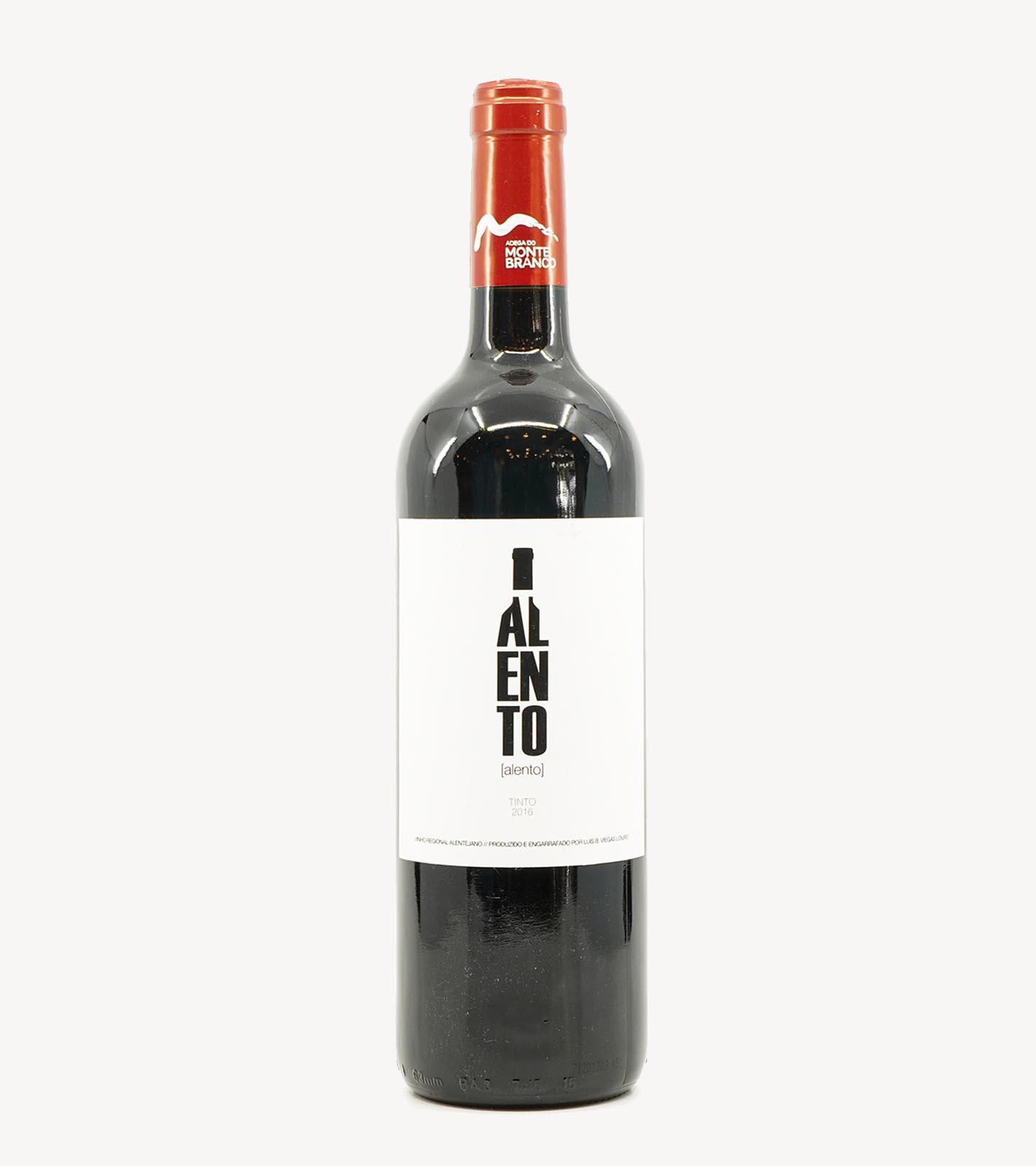 Vinho Tinto Alentejano Alento 75cl
