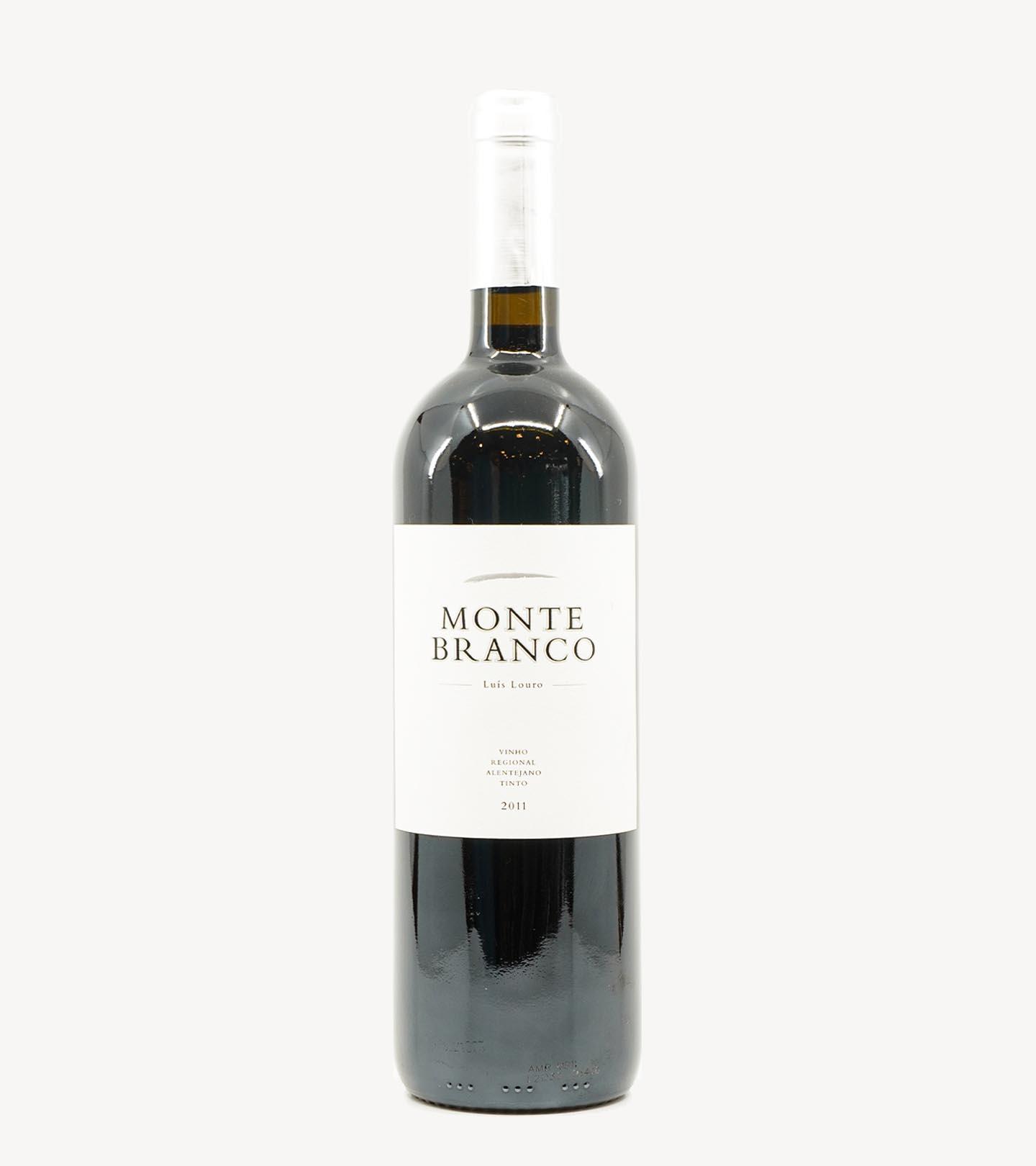 Vinho Tinto Alentejano Monte Branco 75cl