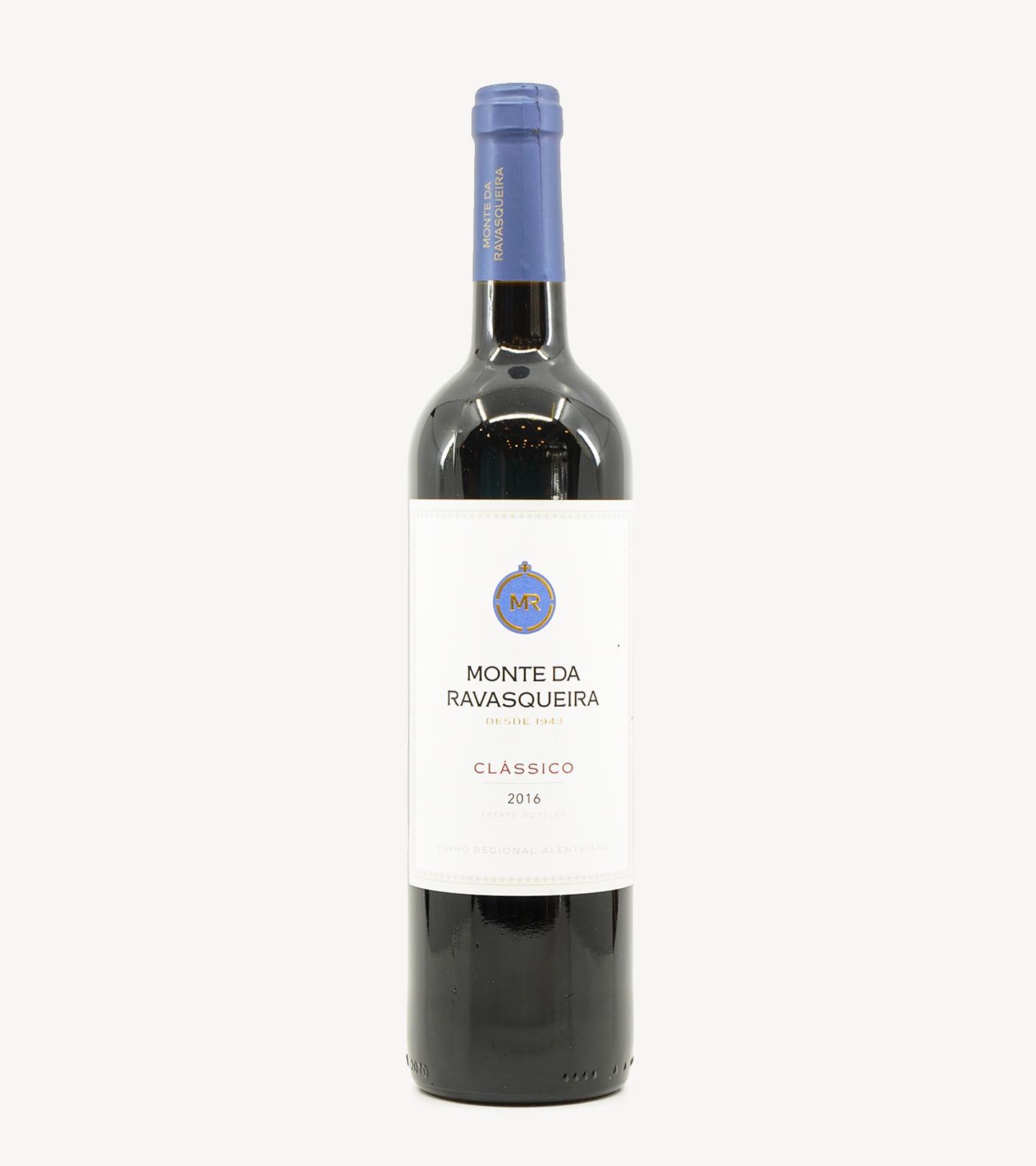 Vinho Tinto Alentejano Monte Ravasqueira 75cl