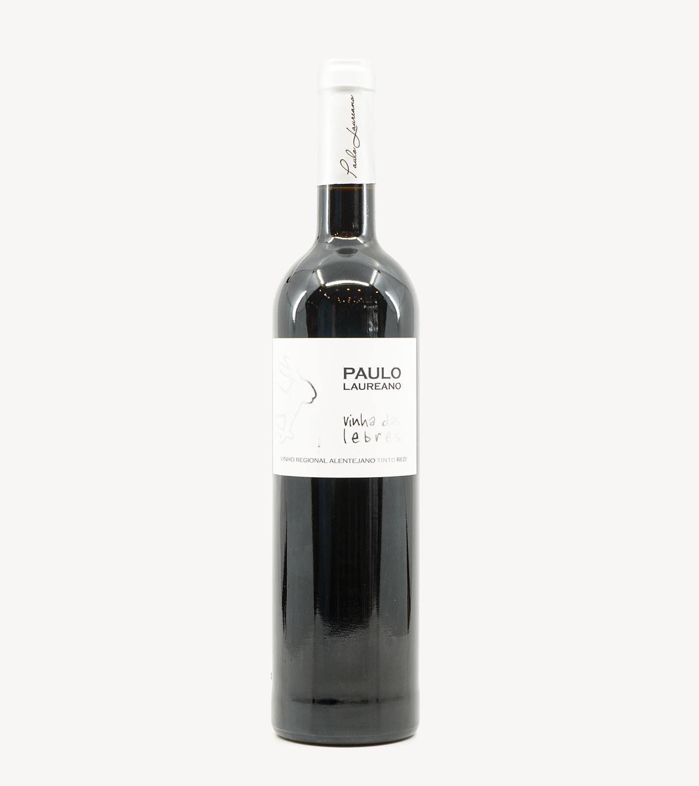 Vinho Tinto Alentejano Paulo Laureano Vinha das Lebres 75cl