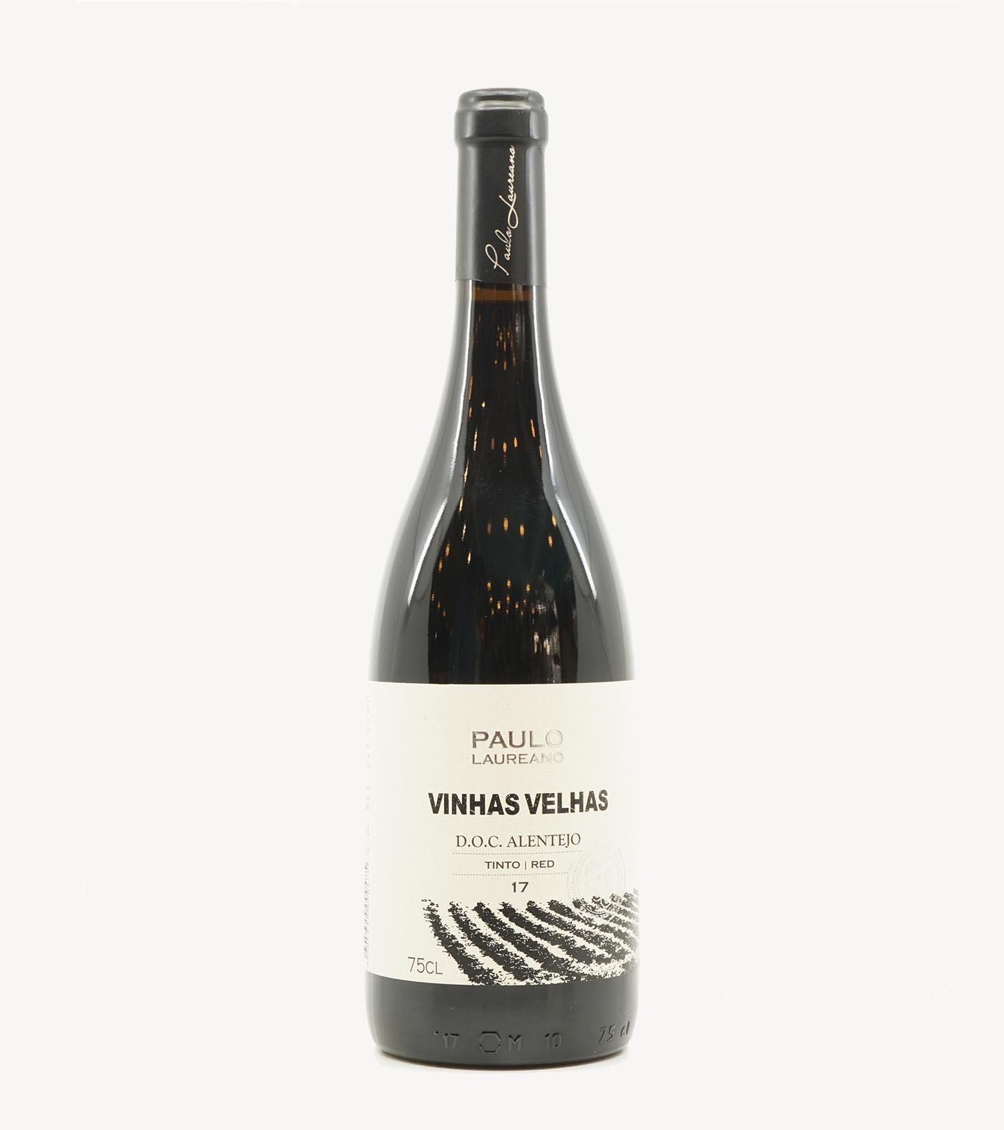 Vinho Tinto Alentejano Paulo Laureano Vinhas Velhas 75cl