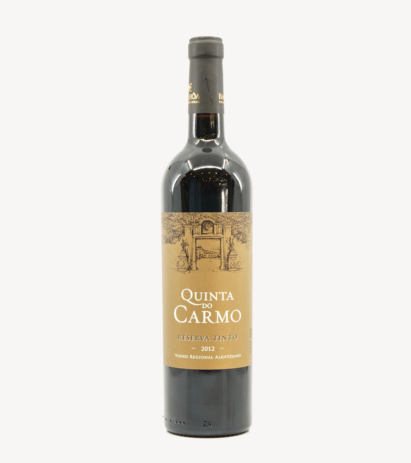 Vinho Tinto Alentejano Quinta do Carmo Reserva 75cl