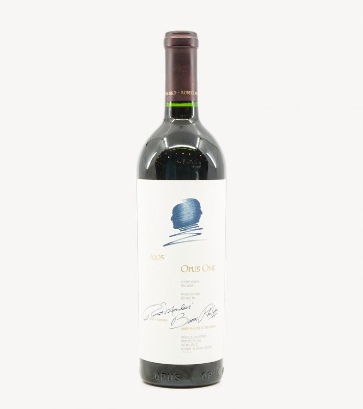 Vinho Tinto Americano Opus One 75cl