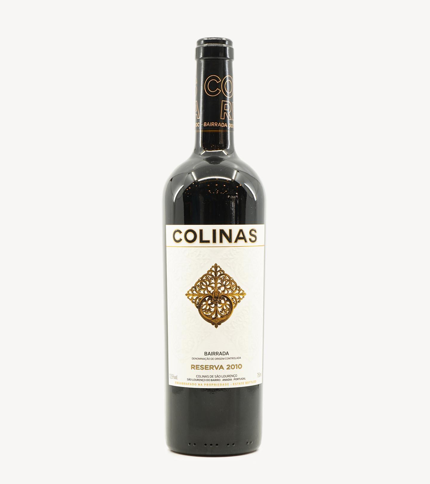Vinho Tinto Bairrada Colinas Reserva 75cl