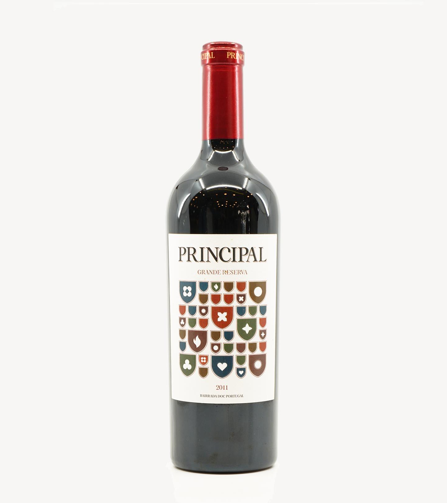 Vinho Tinto Bairrada Principal Grande Reserva 75cl