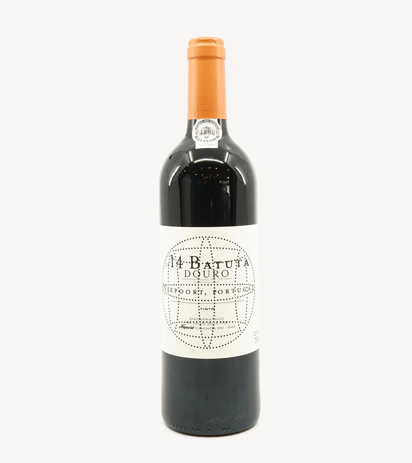 Vinho Tinto Douro Batuta 75cl
