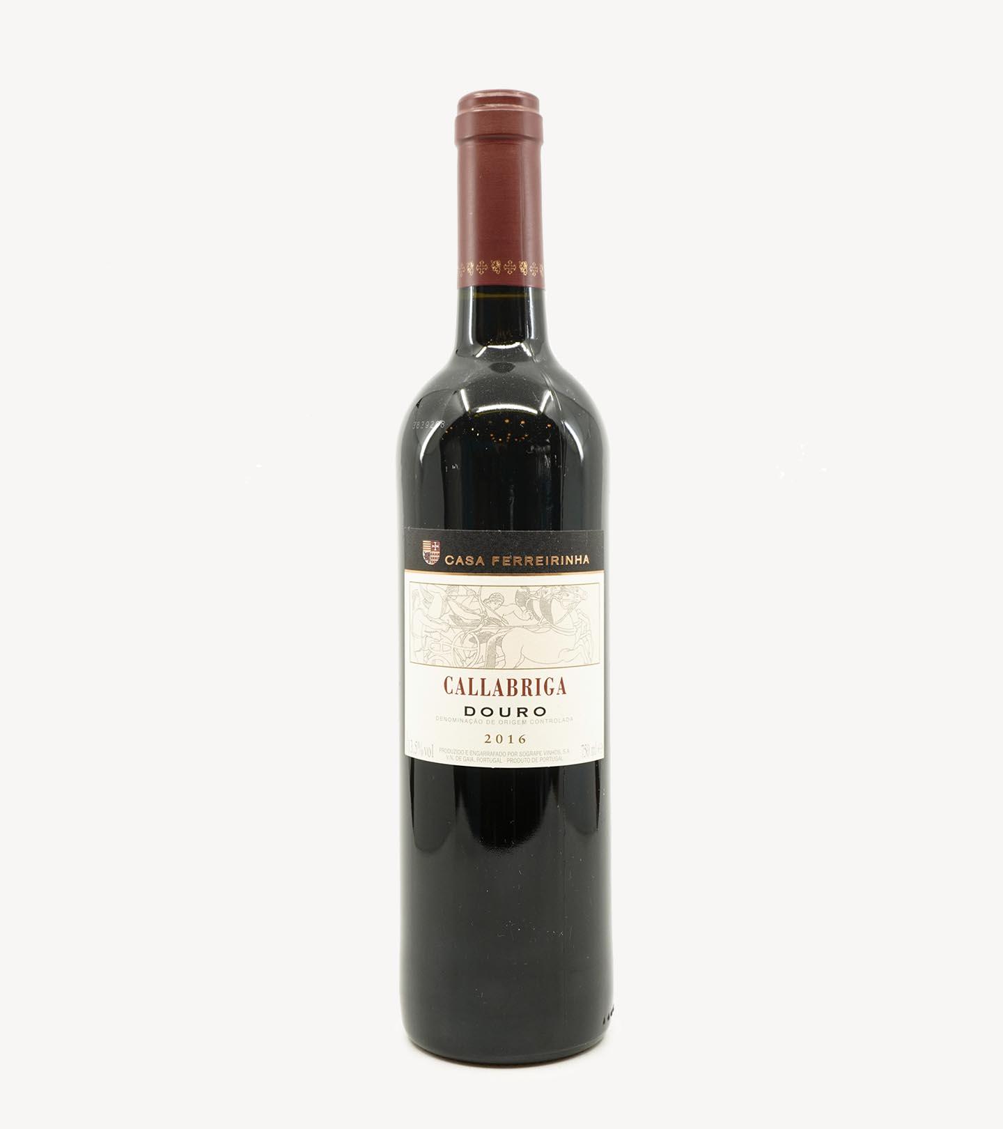 Vinho Tinto Douro Callabriga Casa Ferreirinha 75cl