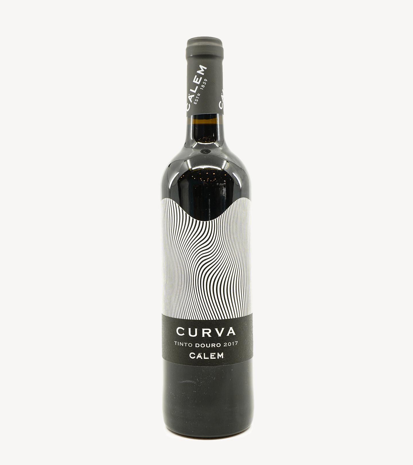 Vinho Tinto Douro Curva 75cl