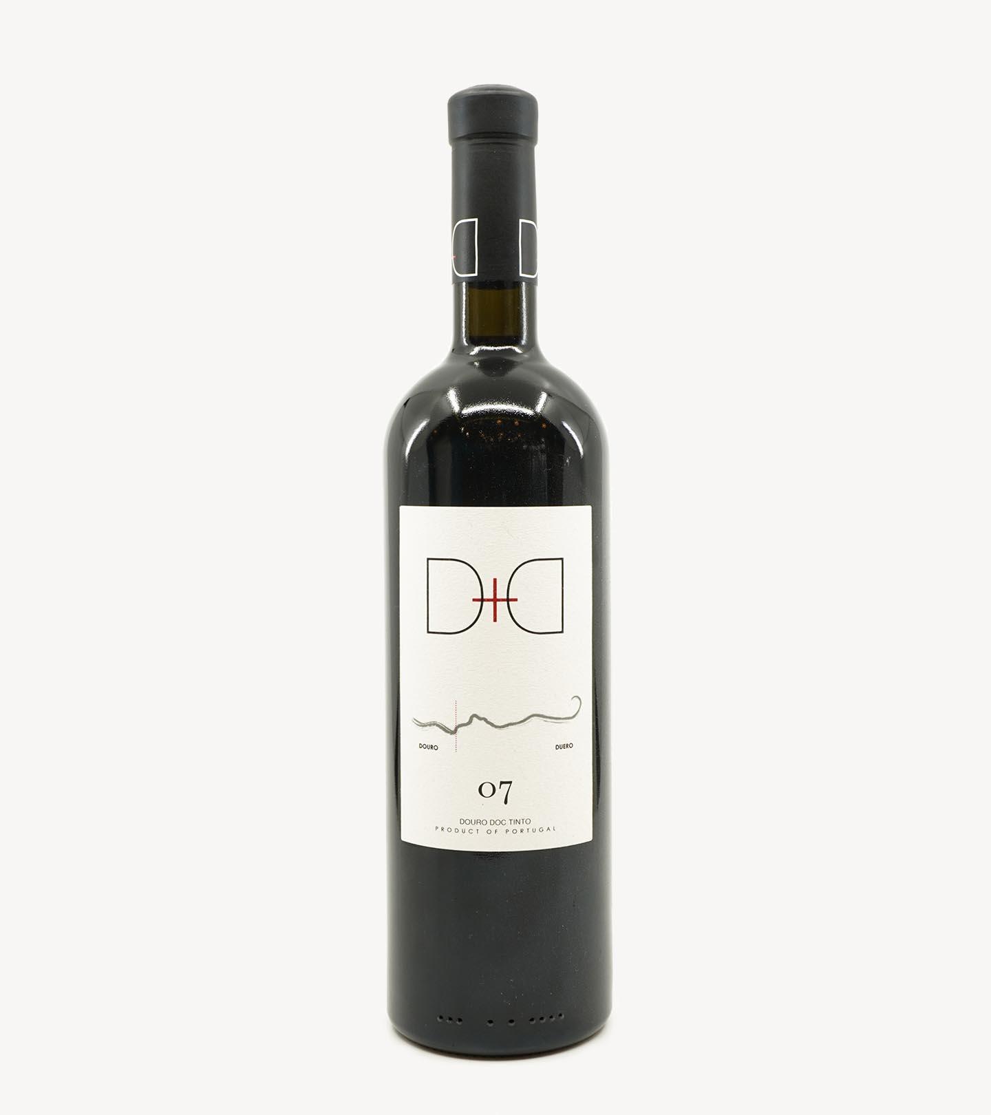 Vinho Tinto Douro D+D 75cl