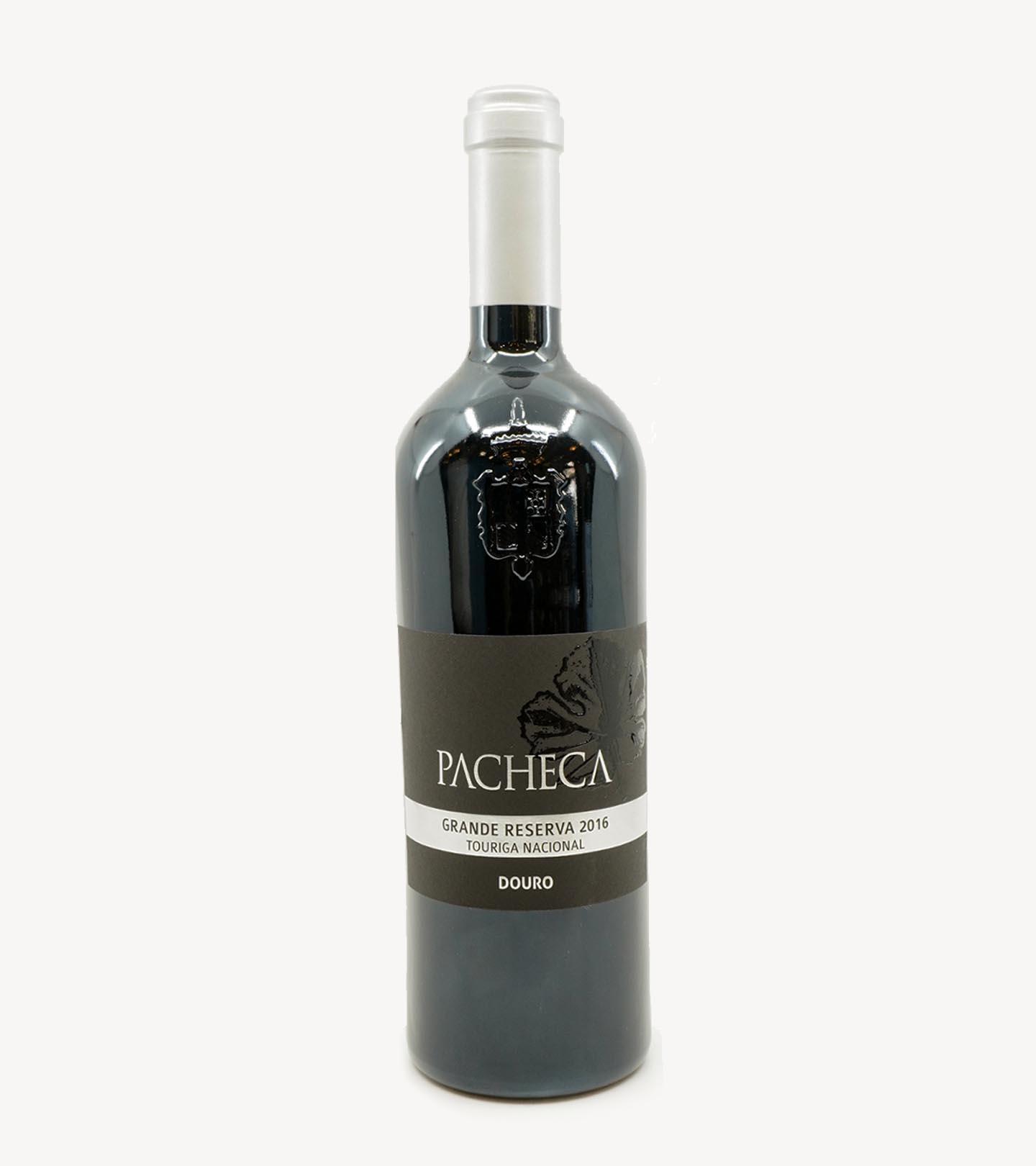 Vinho Tinto Douro Quinta da Pacheca Grande Reserva 75cl