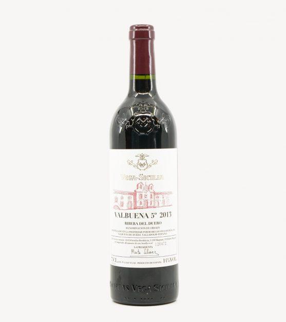 Vinho Tinto Espanhol Vega Sicilia Valbuena Ribera del Duero 75cl