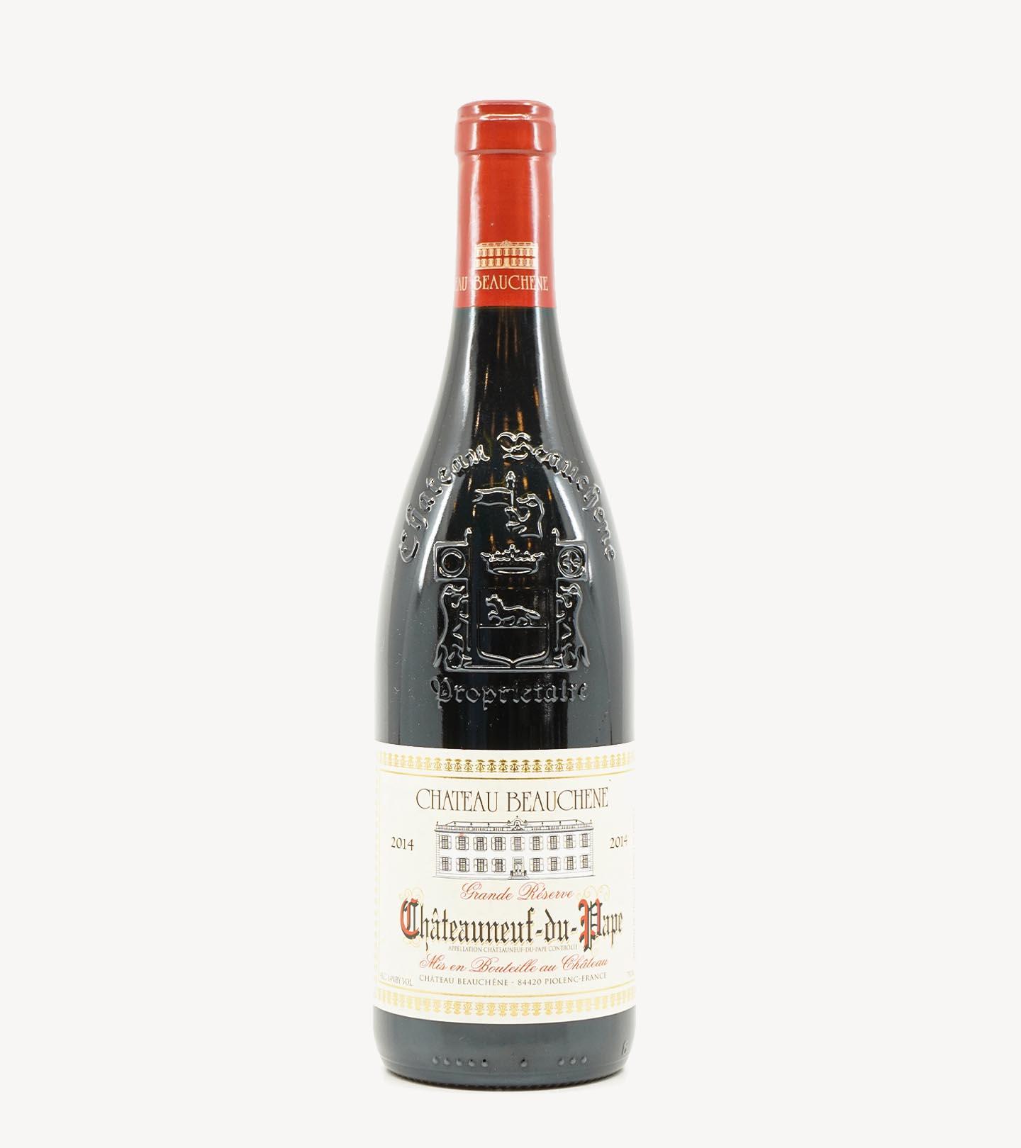 Vinho Tinto Francês Chateau Beauchene Grande Réserve 75cl