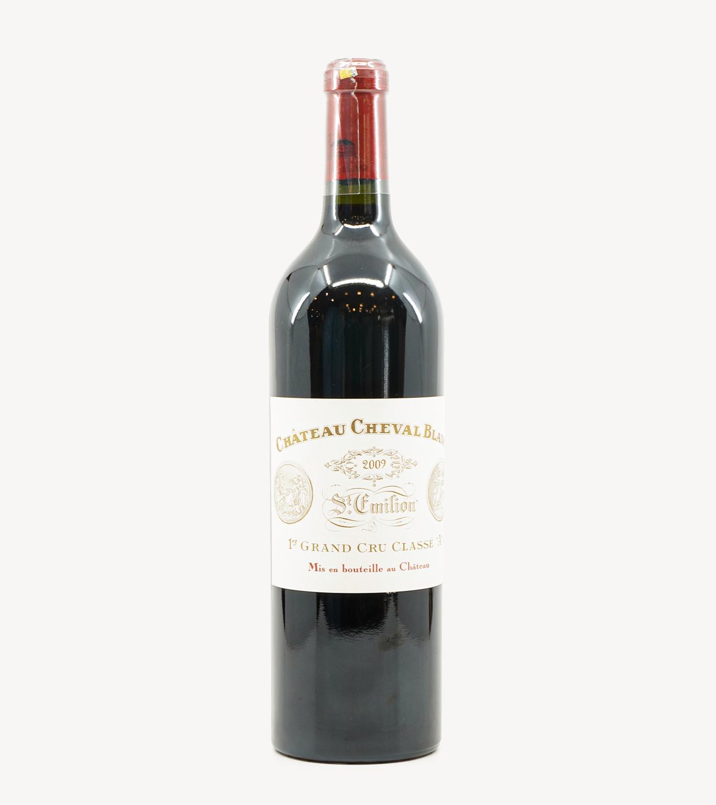 Vinho Tinto Francês Château Cheval Blanc 75cl