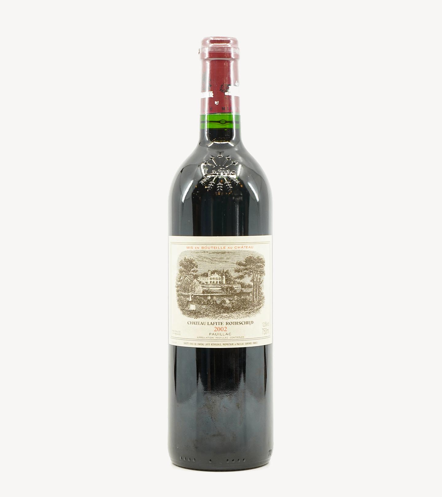 Vinho Tinto Francês Château Lafite Rothschild 75cl
