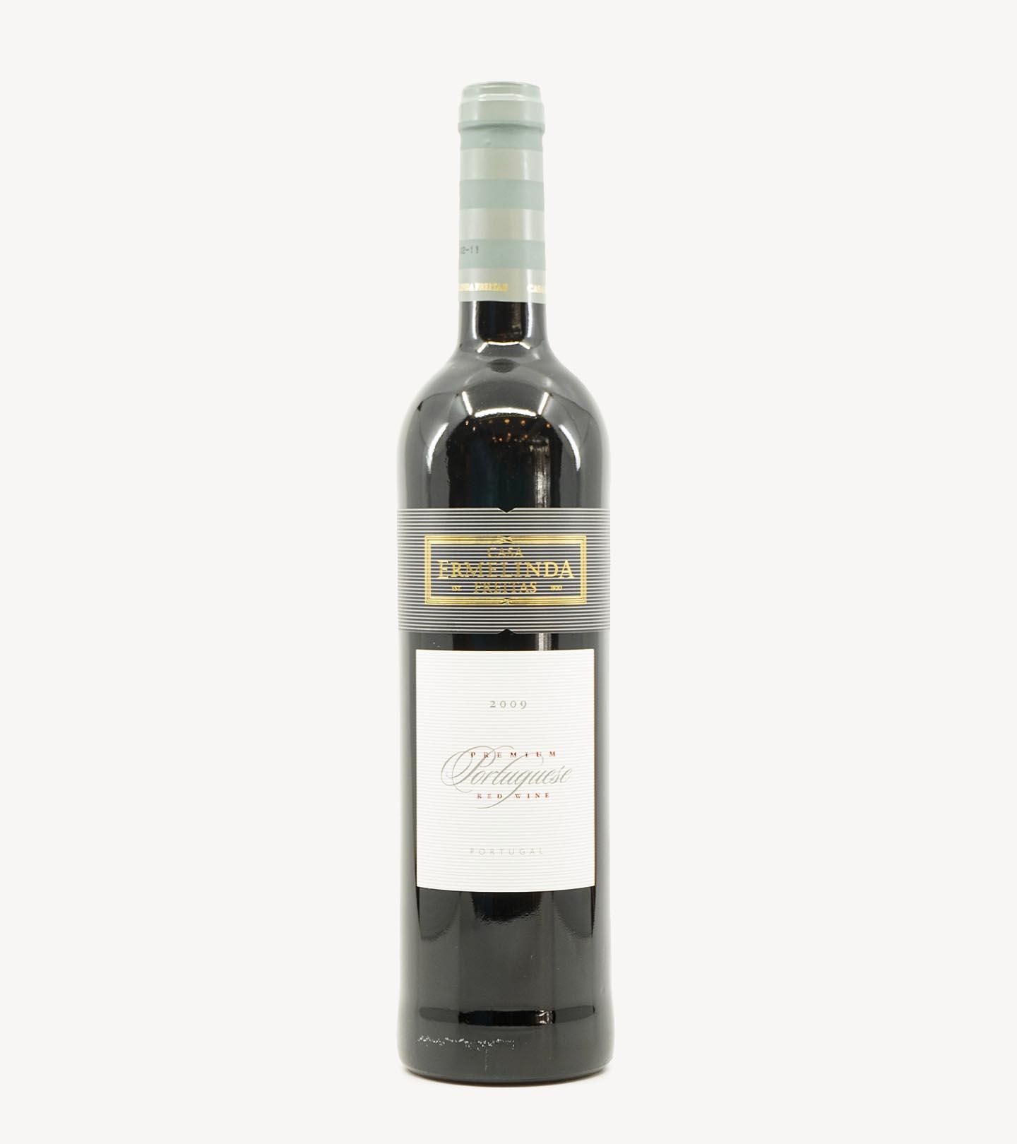 Vinho Tinto Península de Setúbal Dona Ermelinda Premium 75cl