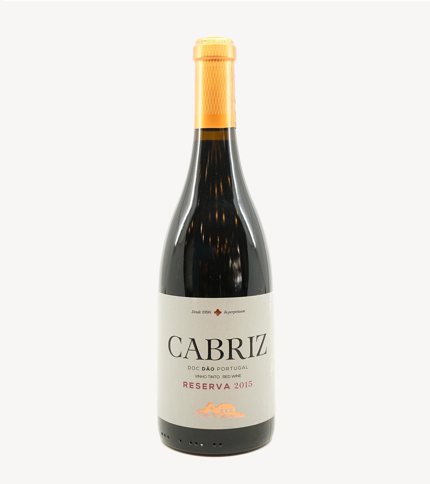 Vinho Tinto Dão Quinta de Cabriz Reserva 75cl
