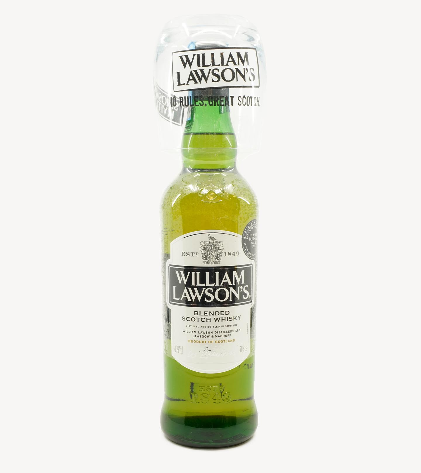 Whisky William Lawson´s c/ Copo 70cl